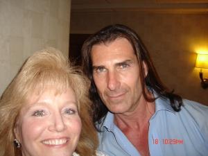 Fabio and I