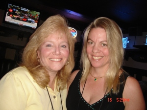 Judi Fennell and Kim Howe