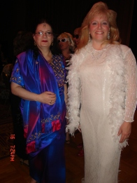 Lynne Connolly and Judi Fennell