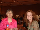 Trish Milburn and Janice Lynn