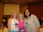 Judi Fennell, Adele Dubois, LA Banks