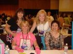 American Title-ists Jenny, Lindsey, Judi, Helen