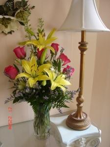 Flowers from My Hero