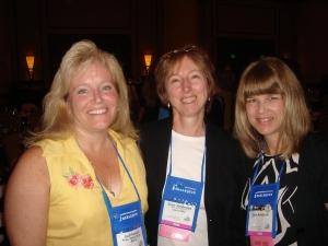 Judi, Starr Toth, Gina Robinson