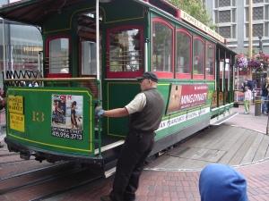 cablecar turnaround
