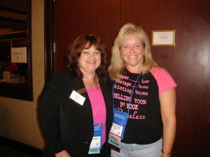 The VFRW Raffle Winner, Nancy Naigle of Virginia
