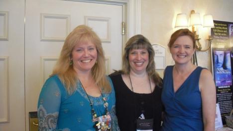 Judi, Gerri Russell and Janice Lynn