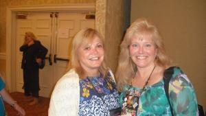 RT Magazine owner, Kathryn Falk, Lady of Barrow