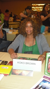 Koko Brown