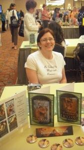 Author Stephanie Julian