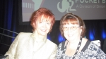 VFRW-er Pat and Janet Evanovich