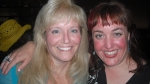me and Gather.com finalist, Rachel Herron