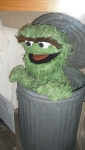 Oscar The Grouch!