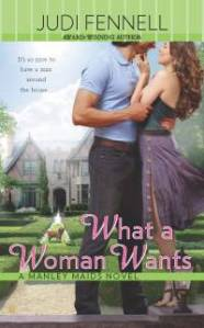 what a woman wants Judi Fennell 200